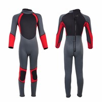 High quality Neoprene beautiful long sleeve wetsuit neoprene diving wet suit for diving surfing with hood