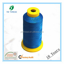 100% Polyester Filament Embroidery Thread 120D 108D