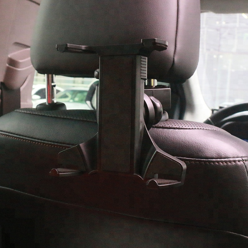 360 Degree Rotating Universal Adjustable Headrest Tablet <strong>PC</strong> Car Holder Mount for <strong>Passenger</strong>