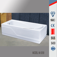 2016 Most popular Small sex tub in bath / Bathtub For Adult Made in China M-5058