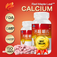 Natural Calcium Ascorbate Chewable Tablets,pills,supplement,400mg - Manufacturer,Price,OEM,Private Label