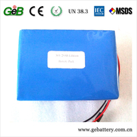 36V 20Ah Lithium Electric Bike Battery
