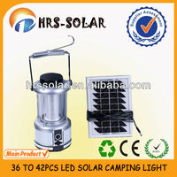 portable solar system camping/multifunctional solar camping lantern