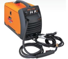 Smarter tools GAS/GASLESS portable mig mag welder