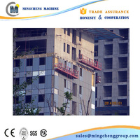 high window cleaning equipment/machine/gondola/cradle