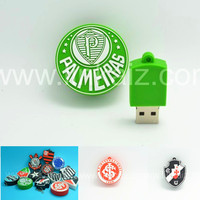 Drawer type design promotional gift custom pvc usb flash drive 8GB with key hole