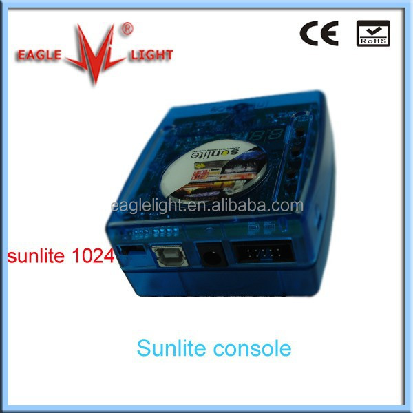 dmx sunlite console/controller from Guangzhou China