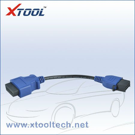Hot sale volvo obd2 8 pin truck diagnostic cable