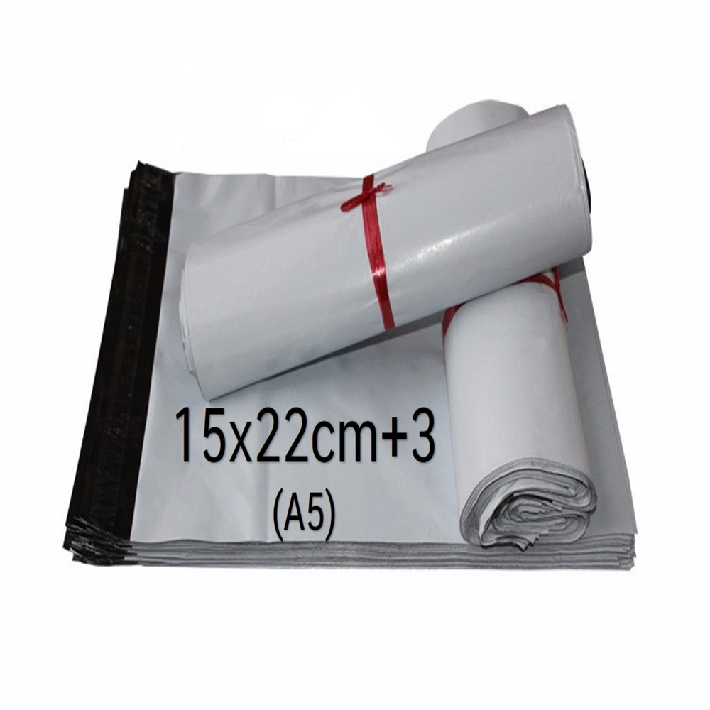 Printed express post plastic mailing disposable garment bags
