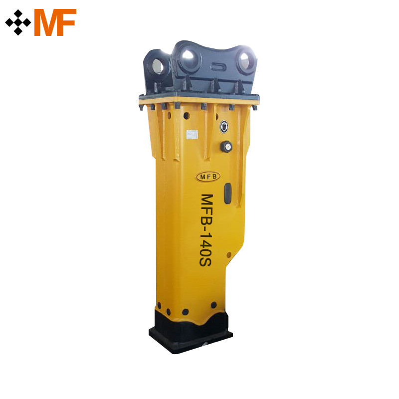 Korea quality Chinese manufacturer low price hydraulic tool hydraulic rock breaker excavator