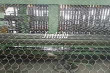 LNWL-2 Double Twist Hexagonal Mesh Machines, Automatic Gabion Wire Baskets