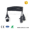 For Auto Parts Use Trailer ABS Cable Spiral Wire