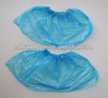 disposable cheap pe shoe covers