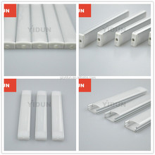 2016 hot items led aluminum extrusion profiles,1000mm aluminum extrusion profile for LED lighting
