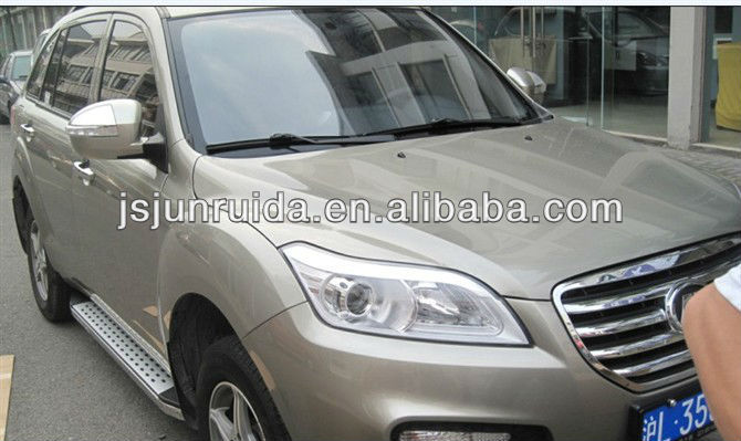 electric running boards for lifan x60