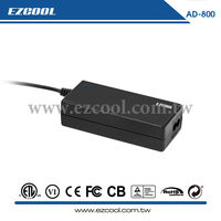 Dongguan factory_120W Universal & Auto-identification Laptop adapter_AD-800