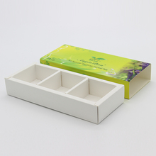 professional design tea packing box paper tea box customized packing box