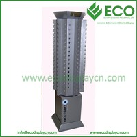 Plastic eyewear display, cardboard eyewear display case, corrugated eyewear display stands