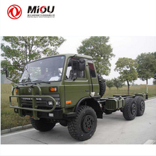 High Performance dongfeng military 6x6 trucks for sale