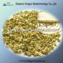 cosmetics using of chamomile flower extract