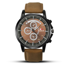 Wholesale Quartz Watches High quality Brand SOXY watch Fashion & Casual Elegant leather strap latest eatches for men or women