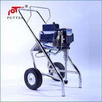 China goods wholesale electrical high pressure airless paint sprayer