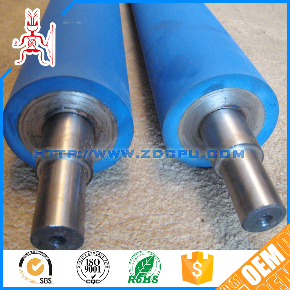 Customized hard high precision plastic rope roller