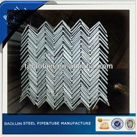 equal steel angle iron