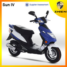 2017 ZNEN MOTOR SUN 4 The new generation 2 seat mobility scooter with good 50cc scooter engines for sale