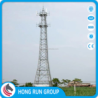 2016 New High Quality 30M 40M 50M 60M 70M Type of Steel Towers with Certificates CE Steel Communication Tower