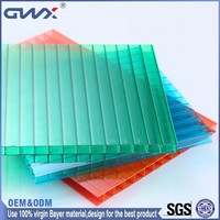 Fine Light Transmission Greenhouse Roof Panels