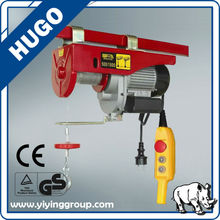 Chinese supplier PA200 mini hoist 100kg electric winch