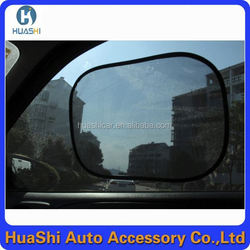 car static sun shade,window curtains blind car sun shade,promotional car sun shades