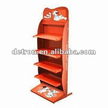 2012 Retail Merchandise Free Standing Display Racks, Made of Metal, Ideal for Kid's Products M153~new