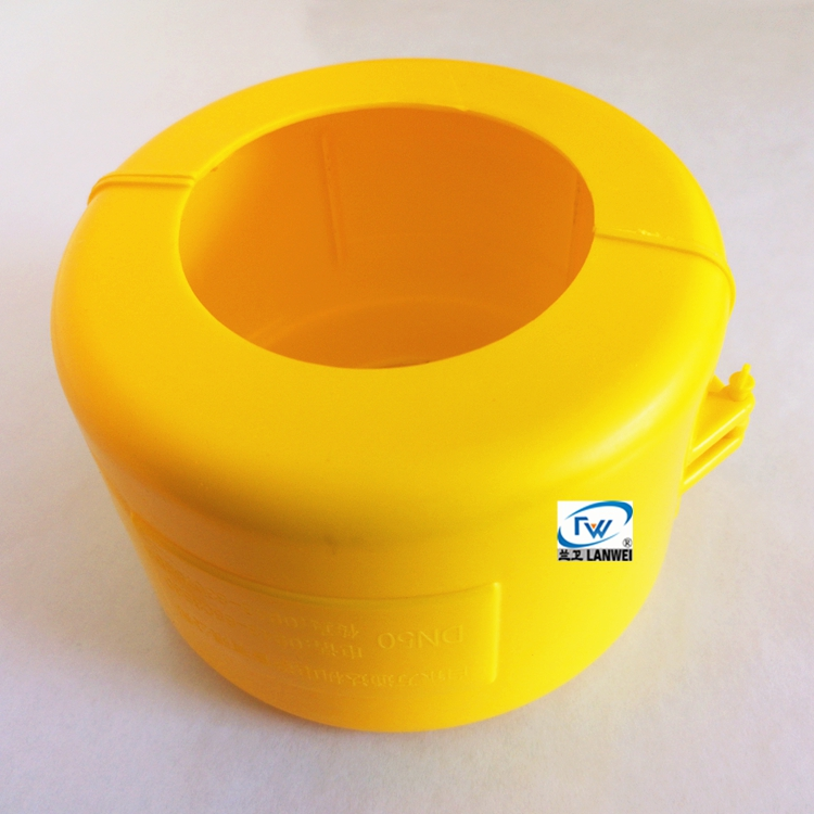Lanwei  PP flange guard safety shield cover  Polypropylene  china