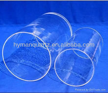 180mm large diameter clear quartz glass tube,Big WT quartz tube,