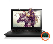 15.6 inch Core i7 win8 notebook computer double grephic card gaming laptop