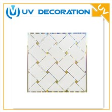 High quality Building Materials Interior Decoration PVC Ceiling Tiles