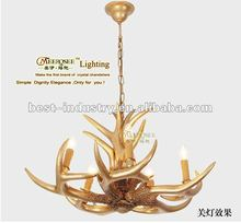 2012 Nov top-quality christmas antler with 5-star praise,Meerosee china chandelier manufacturer