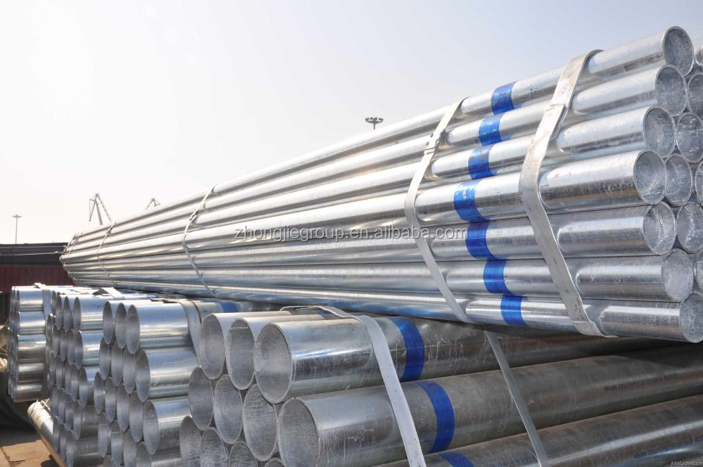 best selling products galvanized iron pipe price from steel factory