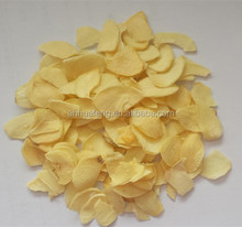 Dehydrated Garlic Flakes/Dried Garlic sliced /Dried vegetable