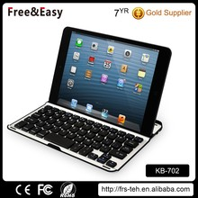 Hot product bluetooth smart keyboard case for pad mini