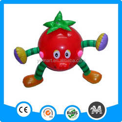 New fuuny children plastic PVC inflatable toy fruit