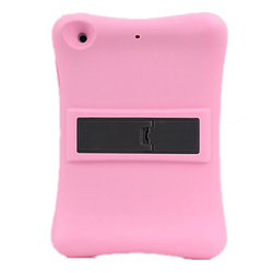 Shock Proof Case Light Weight Kids Super Cover with Audio Amplifier Design for iPad mini 2 3 silicone case for ipad