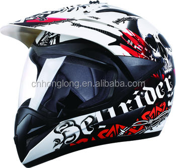 Safety Protection off road helmet for Motorcycle,Motorcross Accessories,ECE Homologation Approved