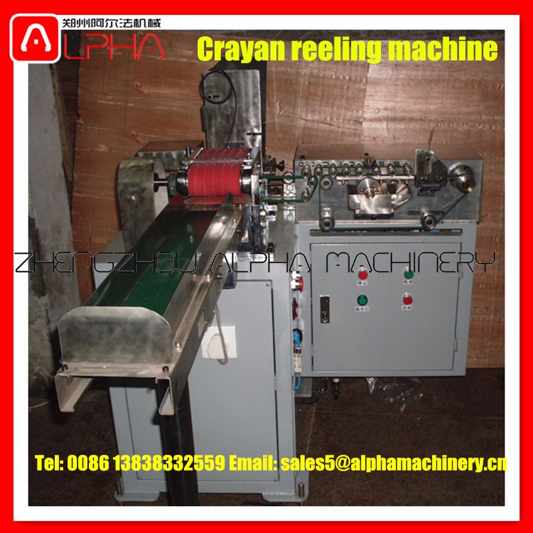 Double ended crayon making machine/ Wax crayon making machine