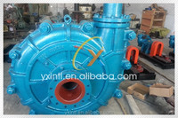 Ash slurry pump for mining industry