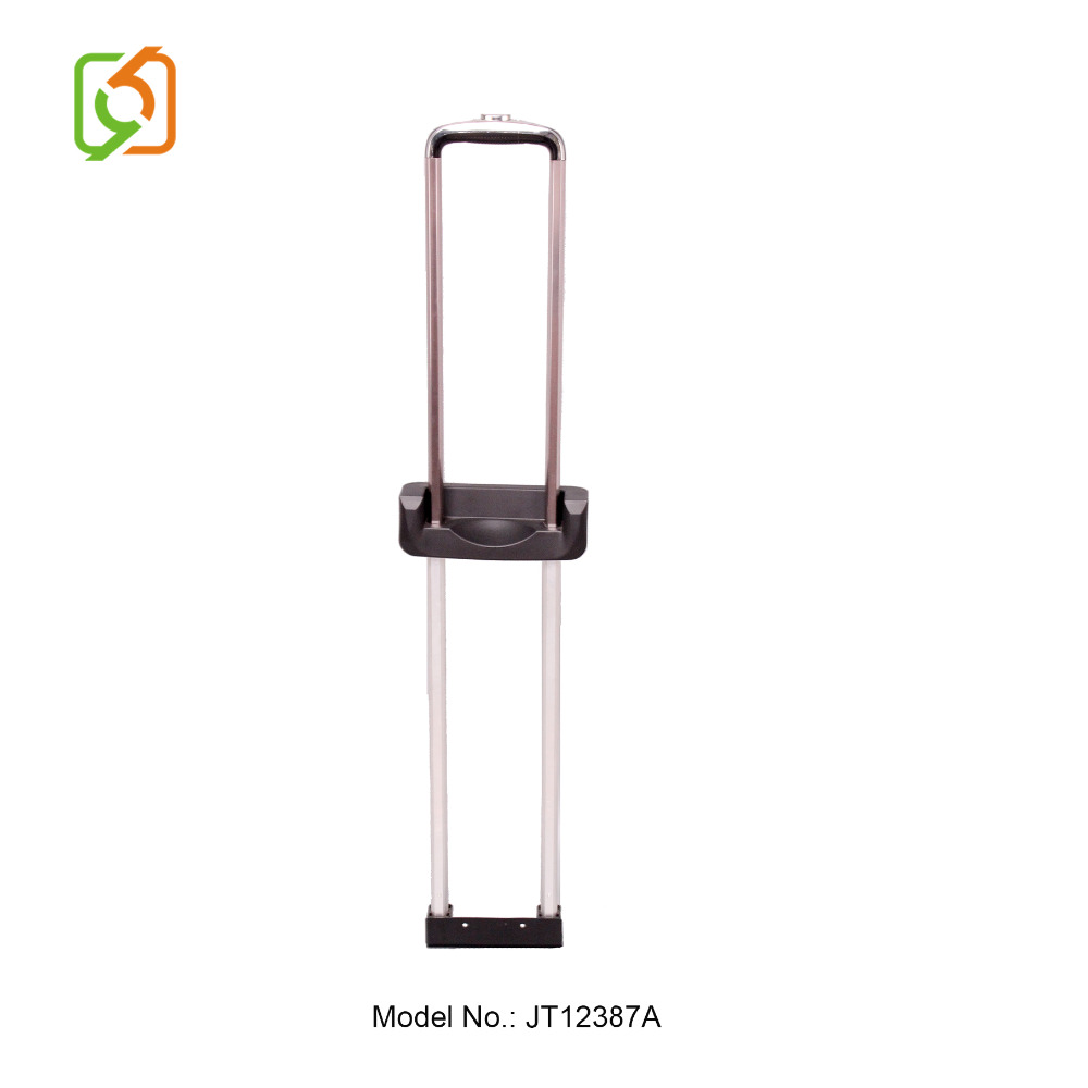 Bag Parts Telescopic Luggage Trolley Handle For Suitcase