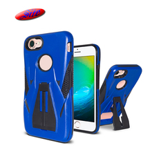 "For iPhone 5 5s 6 6s 4.7'' 6Plus 5.5"" 7plus 7 Armor Slide Credit Card Case Pocket Wallet Cell Phone Case"