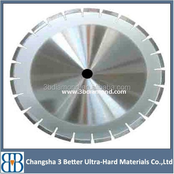diamond hardness normal size saw blade well used for cutting tool